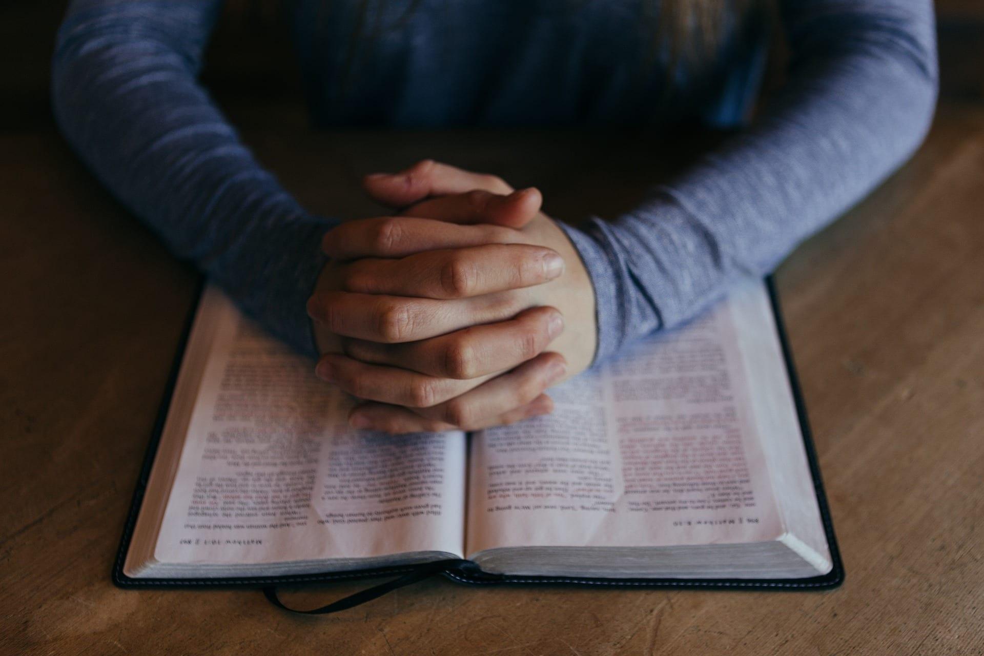 bible-prayer